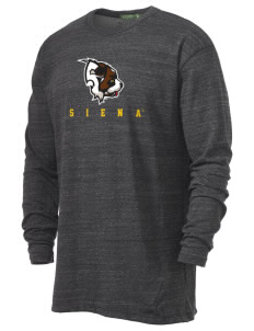 Siena College Saints Alternative Men's 4.4 oz. Long-Sleeve T-Shirt