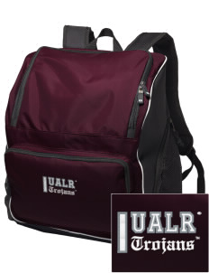 University of Arkansas at Little Rock Trojans Embroidered Holloway Backpack