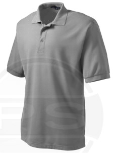 Dover AFB Embroidered Men's Silk Touch Polo