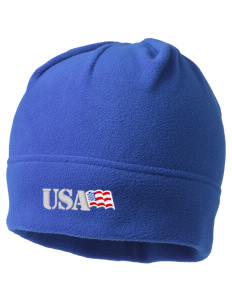 Dover AFB Embroidered Fleece Beanie