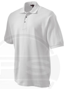 Bolling AFB Embroidered Tall Men's Pique Polo