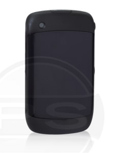 Eglin AFB Black Berry 8530 Curve Skin