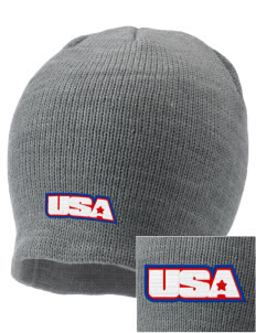 Andersen Air Force Base Embroidered Knit Cap