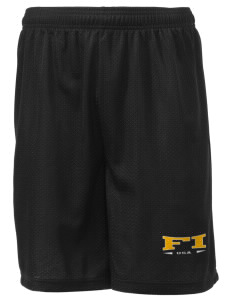 "Fort Irwin Men's Mesh Shorts, 7-1/2"" Inseam"