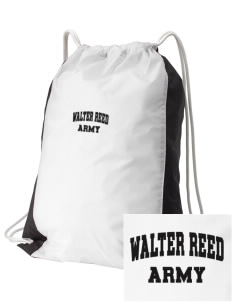 Walter Reed Army Medical Center Embroidered Holloway Home and Away Cinch Bag