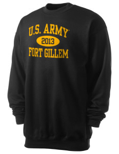 Fort Gillem Men's 7.8 oz Lightweight Crewneck Sweatshirt