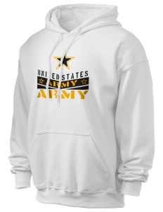 Hunter Army Airfield Ultra Blend 50/50 Hooded Sweatshirt