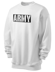 Hunter Army Airfield Men's 7.8 oz Lightweight Crewneck Sweatshirt