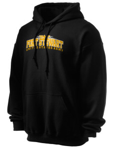 Fort Stewart Ultra Blend 50/50 Hooded Sweatshirt