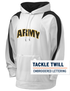 Aberdeen Proving Ground Holloway Men's Sports Fleece Hooded Sweatshirt with Tackle Twill
