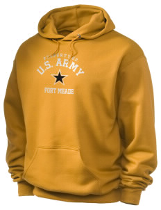 Fort Meade Holloway Men's 50/50 Hooded Sweatshirt