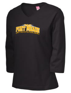 Fort Meade Women's 3/4-Sleeve T-Shirt
