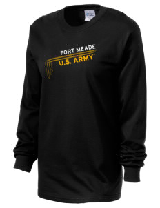 Fort Meade Unisex Long Sleeve T-Shirt
