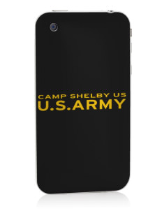 Camp Shelby Apple iPhone 3G/ 3GS Skin