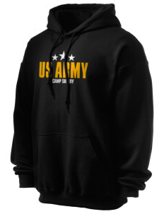 Camp Shelby Ultra Blend 50/50 Hooded Sweatshirt
