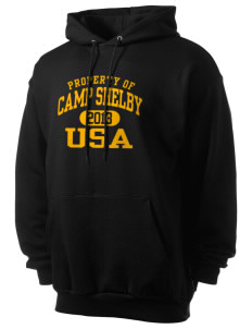 Camp Shelby Men's 7.8 oz Lightweight Hooded Sweatshirt