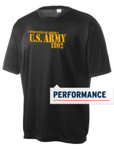 Camp Shelby Men's Competitor Performance T-Shirt