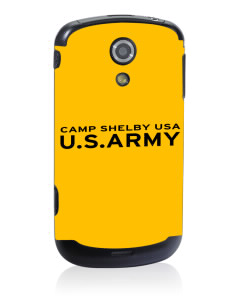 Camp Shelby Samsung Epic D700 4G Skin