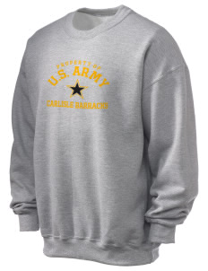 Carlisle Barracks Ultra Blend 50/50 Crewneck Sweatshirt