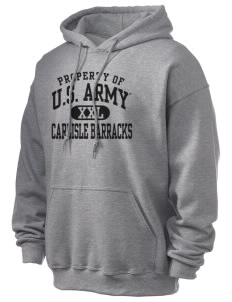 Carlisle Barracks Ultra Blend 50/50 Hooded Sweatshirt