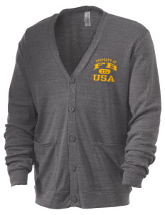 Fort Bliss Men's 5.6 oz Triblend Cardigan