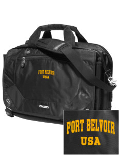 Fort Belvoir Embroidered OGIO Corporate City Corp Messenger Bag