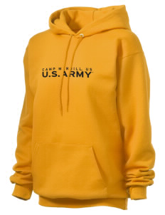 Camp Frank D. Merrill Unisex Hooded Sweatshirt