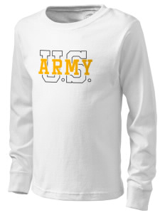 Bluegrass Army Depot  Kid's Long Sleeve T-Shirt