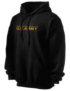 Mcalester Army Ammunition Plant Ultra Blend 50/50 Hooded Sweatshirt