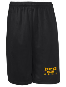 "Dugway Proving Grounds Long Mesh Shorts, 9"" Inseam"