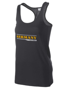 Bad Aibling Station Women's Racerback Tank