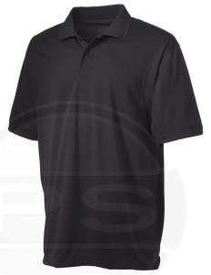 Bad Aibling Station Embroidered Men's Micro Pique Polo