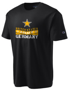 Bad Aibling Station Champion Men's Tagless T-Shirt