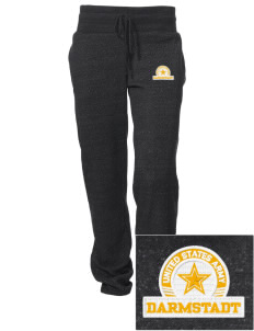 Darmstadt Embroidered Alternative Women's Unisex 6.4 oz. Costanza Gym Pant
