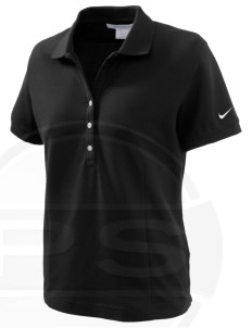 Darmstadt Embroidered Nike Women's Pique Golf Polo