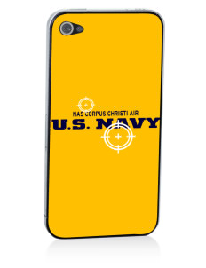 Corpus Christi Naval Air Station Apple iPhone 4/4S Skin