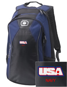 Bremerton Naval Station Embroidered OGIO Marshall Backpack