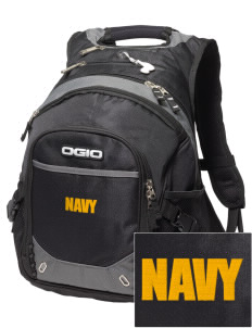Atsugi Naval Air Facility Embroidered OGIO Fugitive Backpack