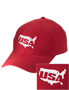 Camp Lejeune Embroidered Low-Profile Cap