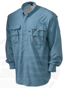 Petaluma CG Training Center Embroidered Men's Explorer Shirt with Pockets