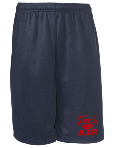 "Cape Cod CG Air Station Long Mesh Shorts, 9"" Inseam"