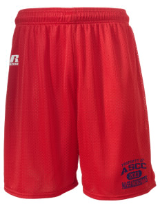 "Cape Cod CG Air Station  Russell Men's Mesh Shorts, 7"" Inseam"