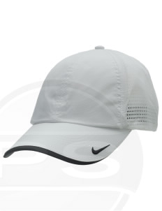 Elizabeth City CG Support Center Embroidered Nike Dri-FIT Swoosh Perforated Cap