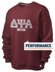 Delta Psi Alpha  Russell Men's Dri-Power Crewneck Sweatshirt