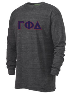 Gamma Phi Delta Alternative Men's 4.4 oz. Long-Sleeve T-Shirt
