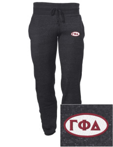 Gamma Phi Delta Embroidered Alternative Men's 6.4 oz Costanza Gym Pant