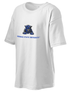 Georgia State University Panthers Kid's 6.1 oz Ultra Cotton T-Shirt
