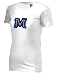 Montana State University Bobcats Alternative Women's Basic Crew T-Shirt