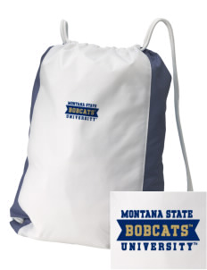 Montana State University Bobcats Embroidered Holloway Home and Away Cinch Bag