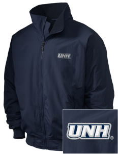 University of New Hampshire Wildcats Embroidered Holloway Men's Tall Jacket